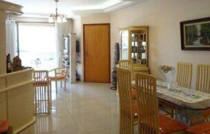 Apartamento a Venda no bairro Boqueirão em Santos – SP. 4 banheiros