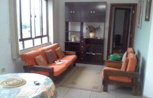 2 dormitórios com  1 suite, está localizado no Bairro Aparecida em Santos