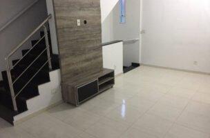 Sobrado a Venda no bairro Estuário em Santos – SP. 3 banheiros