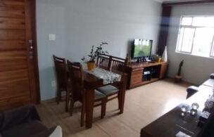 Apartamento a Venda no bairro Macuco em Santos – SP. 1 banheiro