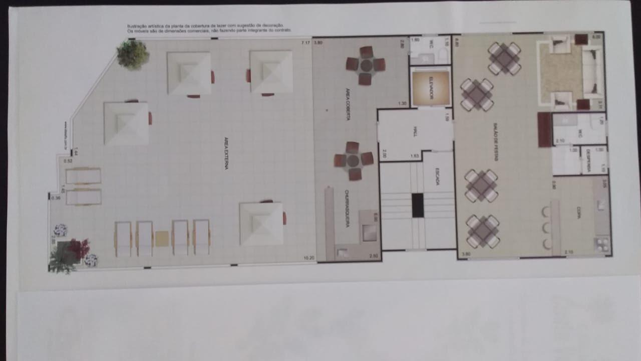 Apartamento com 2 dormitórios com 1 suíte  novo em  São Vicente ,elevador, garagem, lazer fica próximo Carre four e praia - foto 24