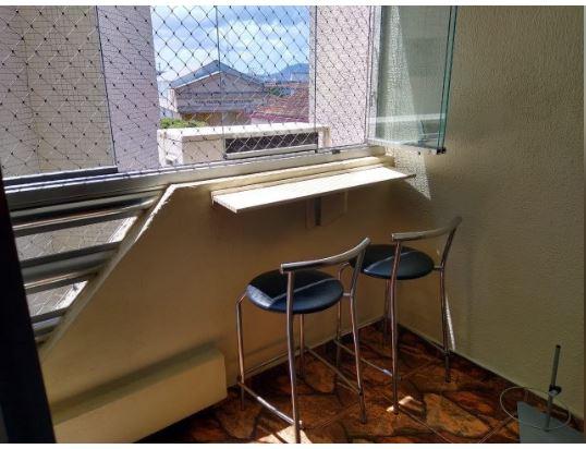 Imóvel arejado e claro,lindo apartamento 2 dormitórios, 1 suíte, lavabo, cozinha e área de serviço - foto 17