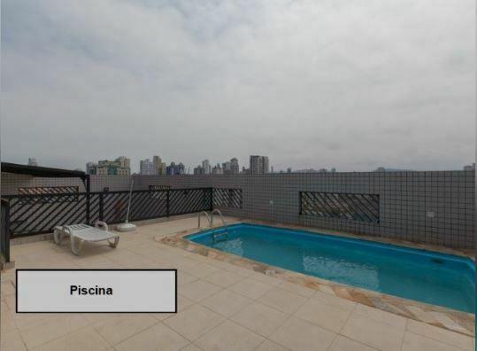 Apartamento no Embaré em Santos,com 2 Dormitórios com suíte - foto 18
