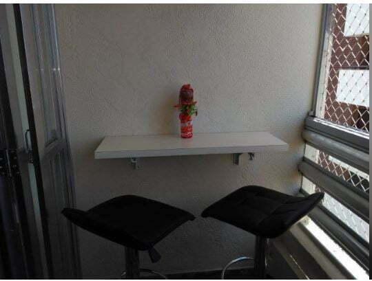 Imóvel arejado e claro,lindo apartamento 2 dormitórios, 1 suíte, lavabo, cozinha e área de serviço - foto 2