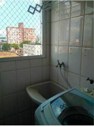 Imóvel arejado e claro,lindo apartamento 2 dormitórios, 1 suíte, lavabo, cozinha e área de serviço - foto 1