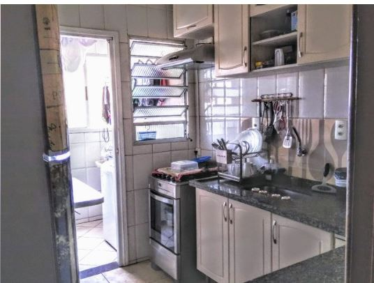 Imóvel arejado e claro,lindo apartamento 2 dormitórios, 1 suíte, lavabo, cozinha e área de serviço - foto 12