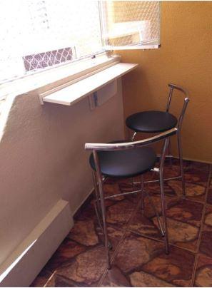Imóvel arejado e claro,lindo apartamento 2 dormitórios, 1 suíte, lavabo, cozinha e área de serviço - foto 10