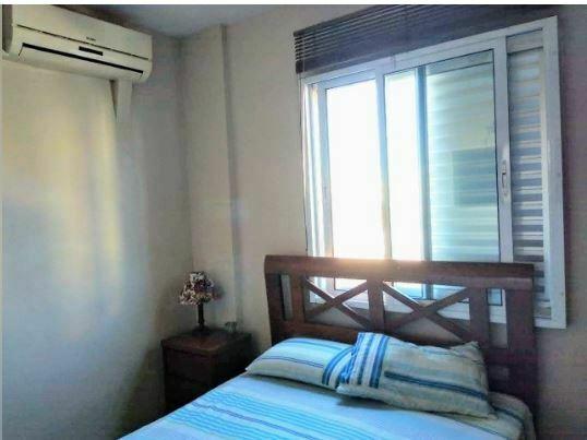 Imóvel arejado e claro,lindo apartamento 2 dormitórios, 1 suíte, lavabo, cozinha e área de serviço - foto 8
