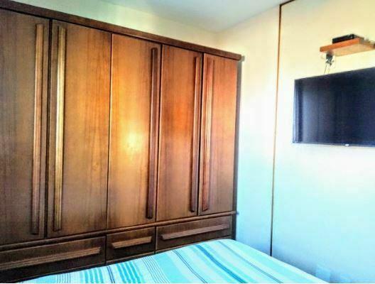 Imóvel arejado e claro,lindo apartamento 2 dormitórios, 1 suíte, lavabo, cozinha e área de serviço - foto 9