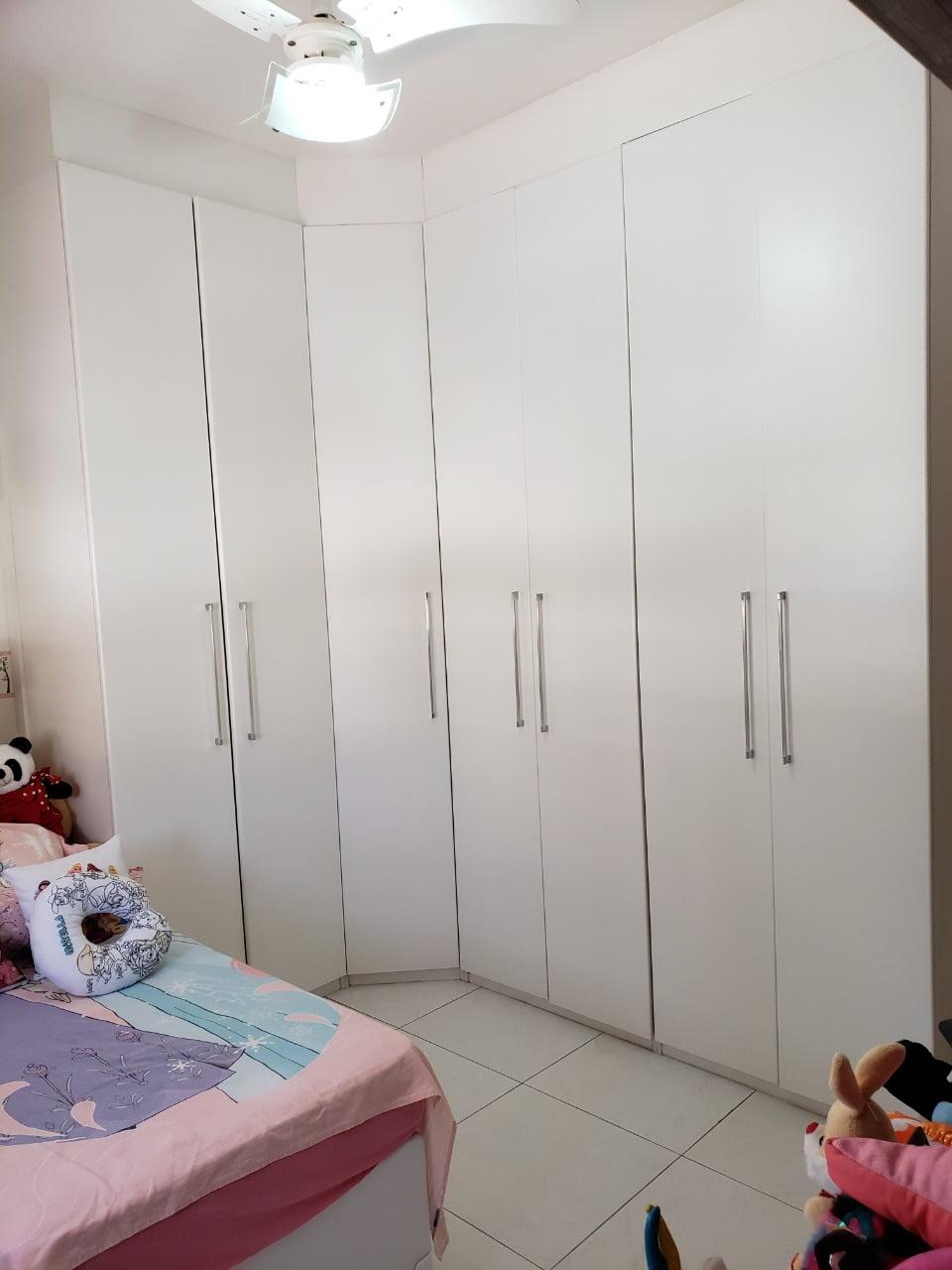 Apartamento no Bairro do Embaré , Santos , sendo 1º Andar, 3 dormitórios, 2 banheiros e garagem fechada. Todo reformado - foto 5