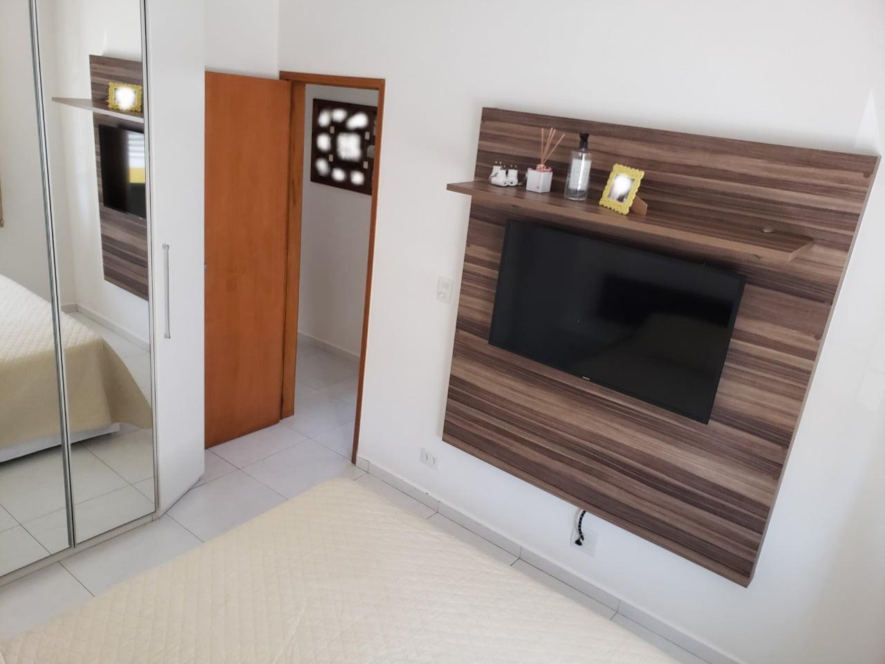 Apartamento no Bairro do Embaré , Santos , sendo 1º Andar, 3 dormitórios, 2 banheiros e garagem fechada. Todo reformado - foto 18