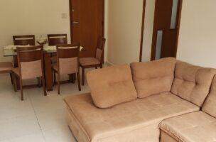 Apartamento no Bairro do Embaré , Santos , sendo 1º Andar, 3 dormitórios, 2 banheiros e garagem fechada. Todo reformado