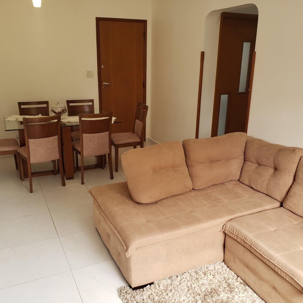 Apartamento no Bairro do Embaré , Santos , sendo 1º Andar, 3 dormitórios, 2 banheiros e garagem fechada. Todo reformado - foto 16