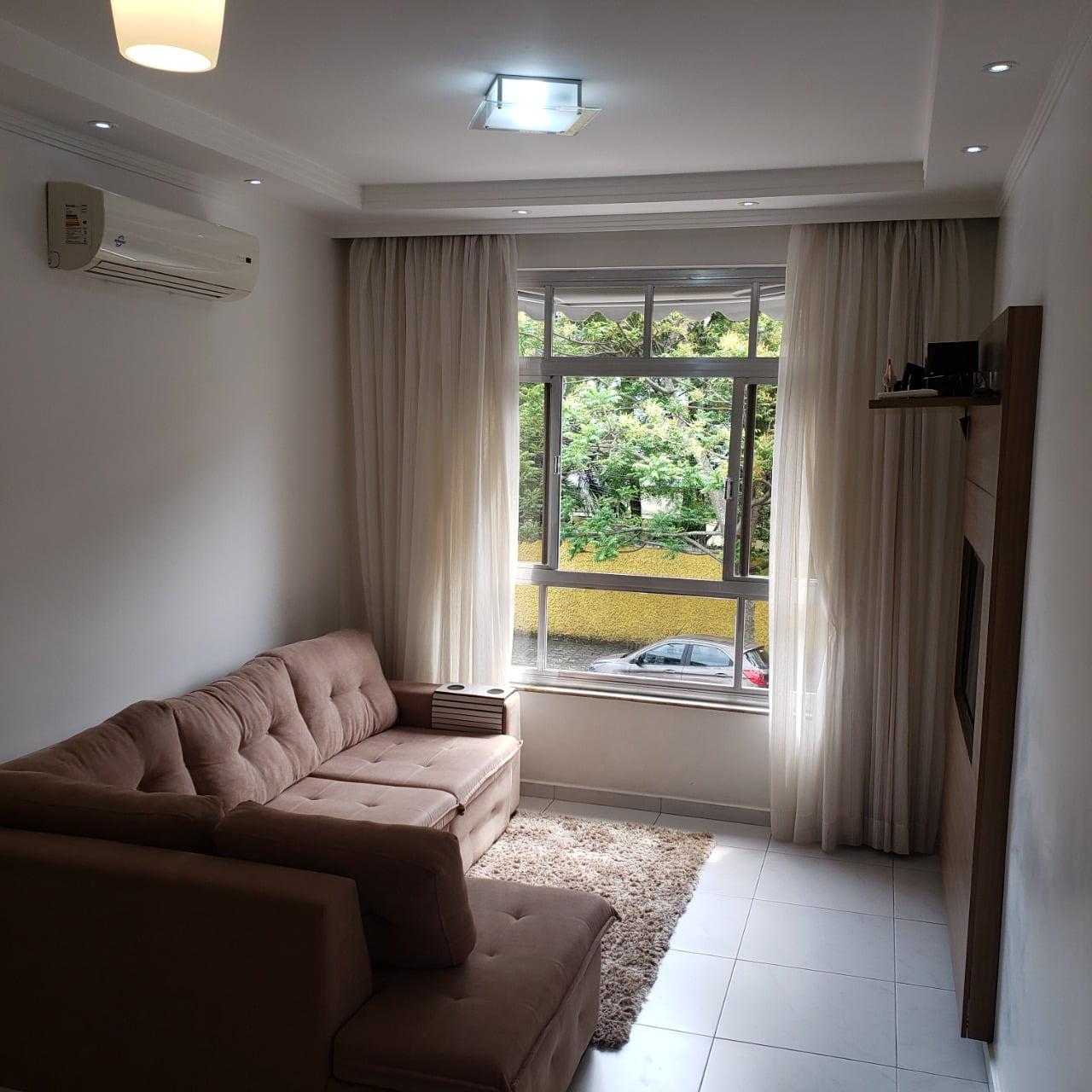 Apartamento no Bairro do Embaré , Santos , sendo 1º Andar, 3 dormitórios, 2 banheiros e garagem fechada. Todo reformado - foto 15