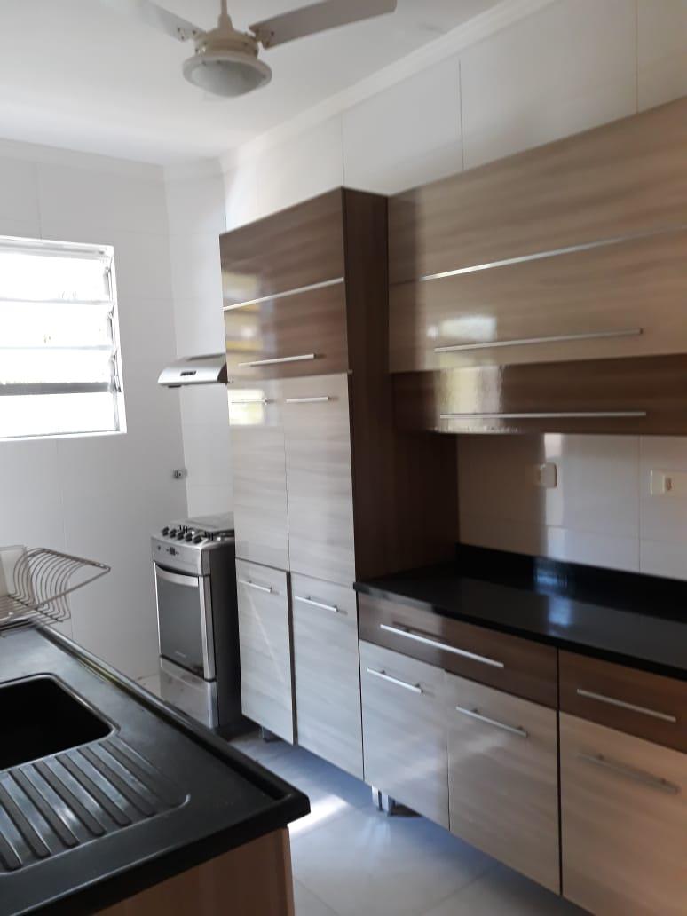 Apartamento em Santos reformado 2 dormitórios 1 vaga de garagem. - foto 12