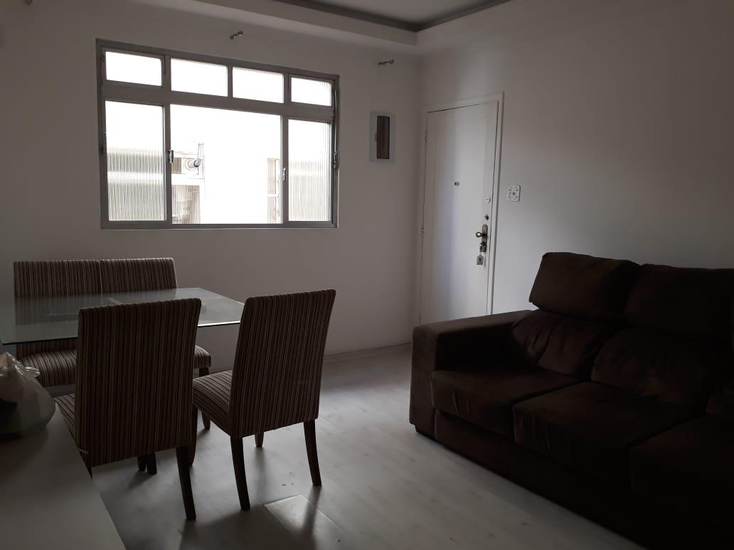 Apartamento em Santos reformado 2 dormitórios 1 vaga de garagem. - foto 8