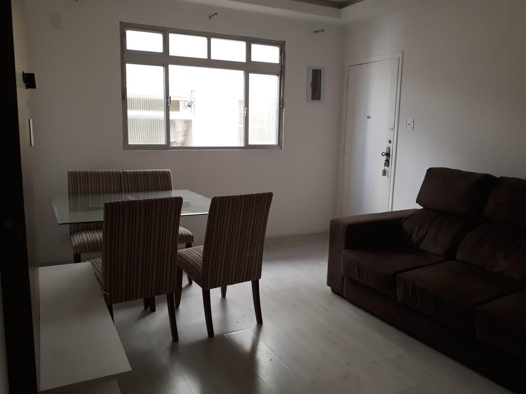 Apartamento em Santos reformado 2 dormitórios 1 vaga de garagem. - foto 7
