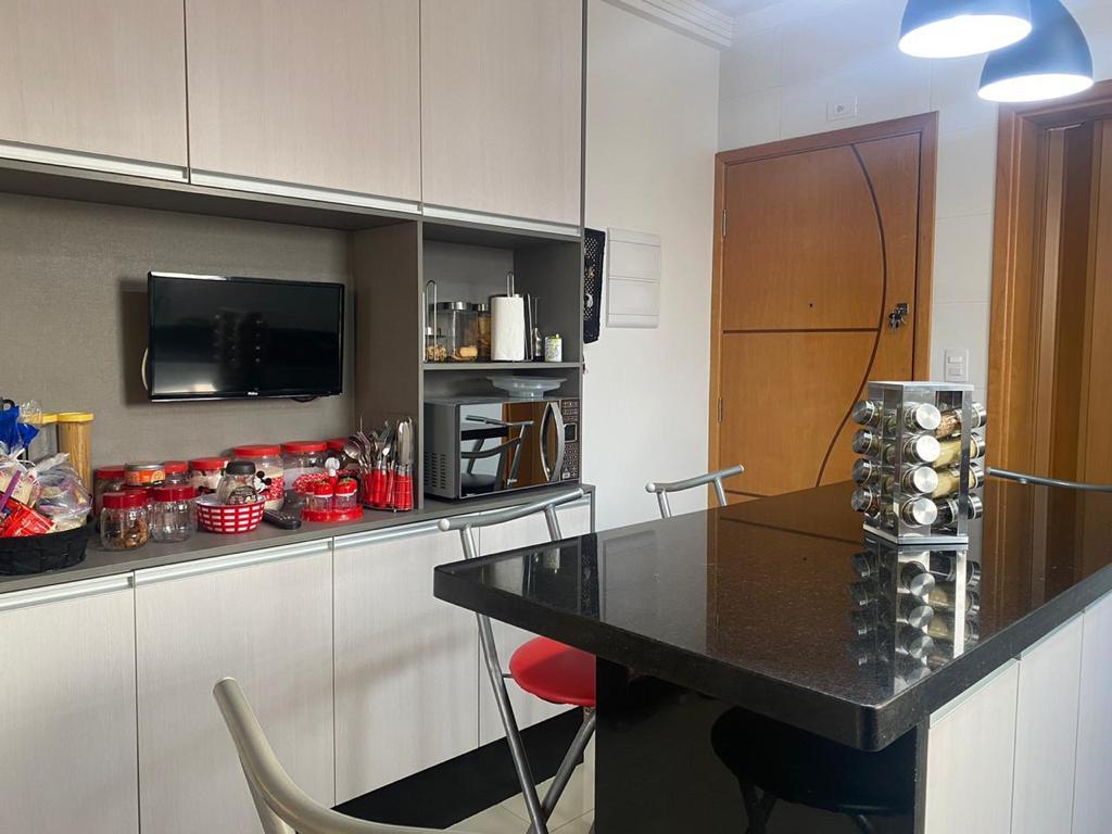 Lindo apartamento Duplex no bairro do Boqueirão, em Santos,2 suítes,elevador e garagem - foto 22