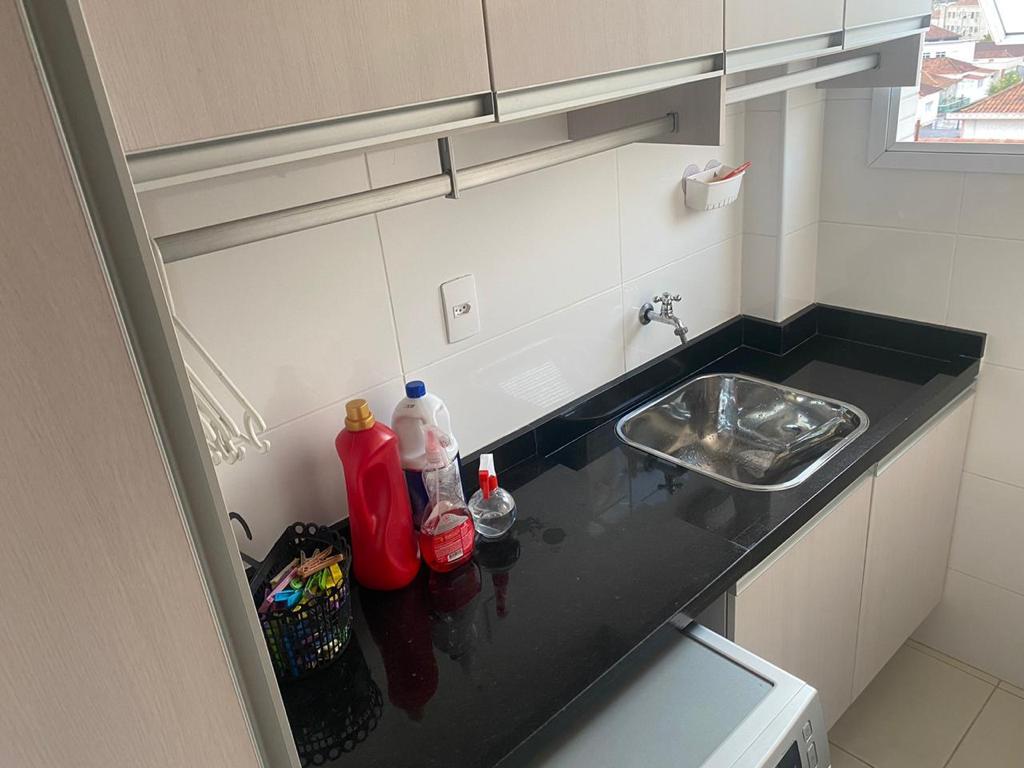 Lindo apartamento Duplex no bairro do Boqueirão, em Santos,2 suítes,elevador e garagem - foto 19