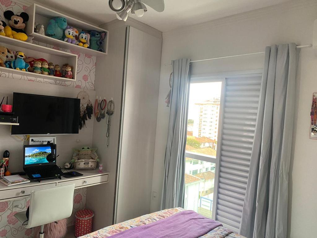 Lindo apartamento Duplex no bairro do Boqueirão, em Santos,2 suítes,elevador e garagem - foto 9