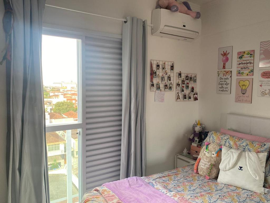 Lindo apartamento Duplex no bairro do Boqueirão, em Santos,2 suítes,elevador e garagem - foto 8