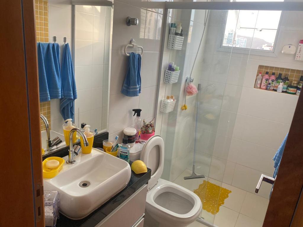 Lindo apartamento Duplex no bairro do Boqueirão, em Santos,2 suítes,elevador e garagem - foto 7