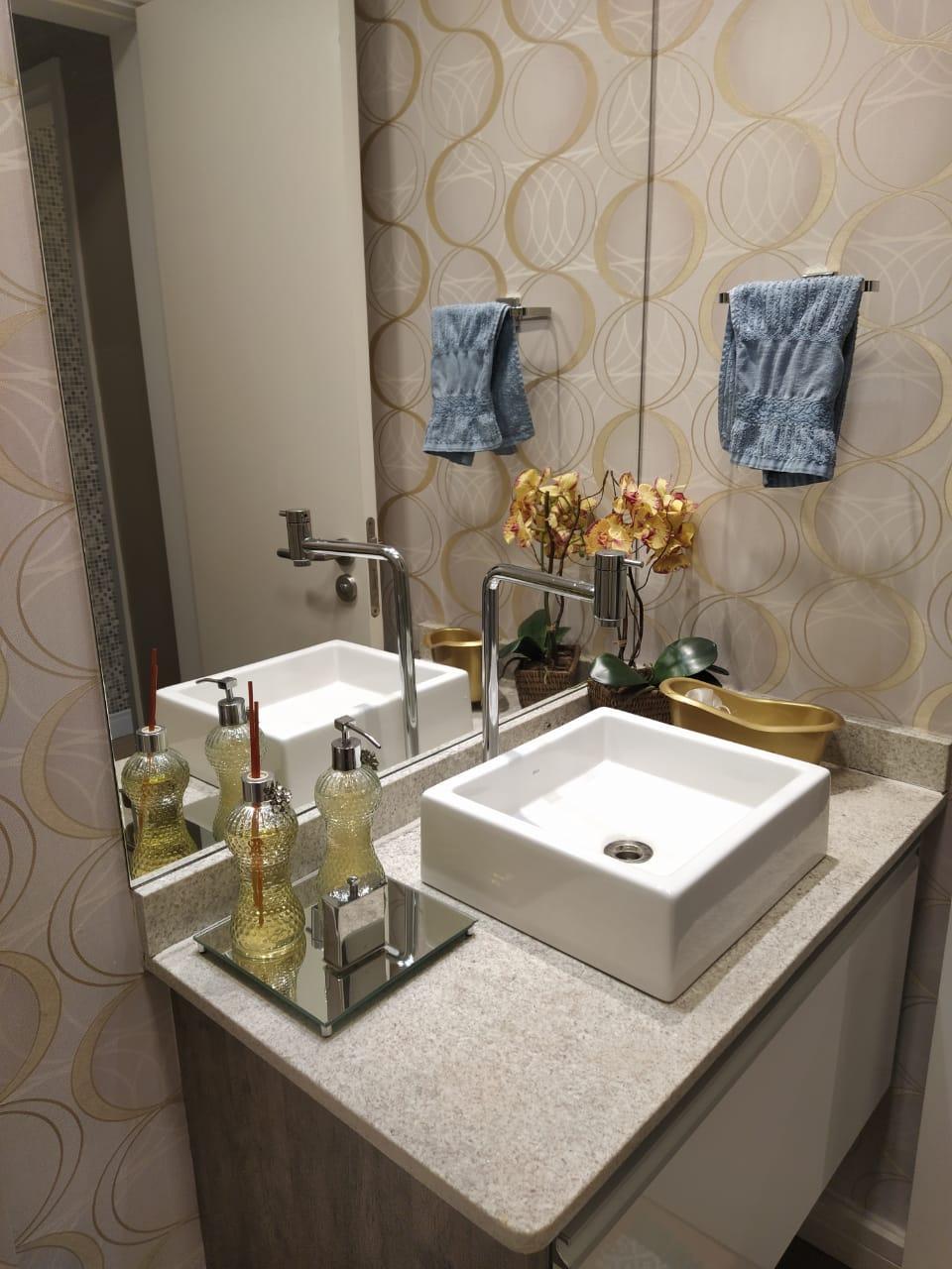 Embaré amplo apartamento com 3 dormitórios, sendo uma suite , ótima sala para 2 ambientes com varanda gourmet - foto 8