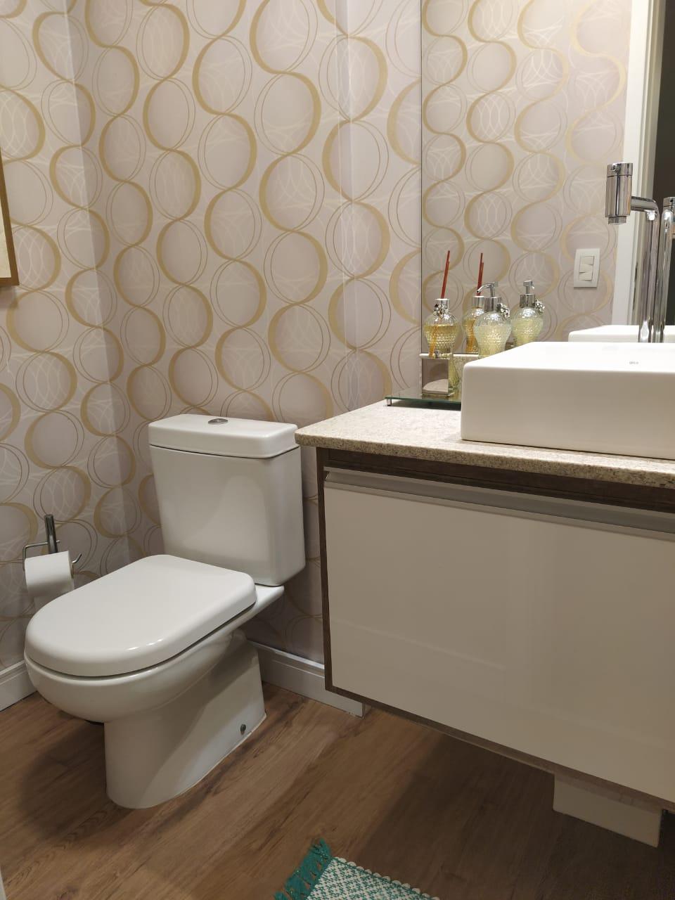 Embaré amplo apartamento com 3 dormitórios, sendo uma suite , ótima sala para 2 ambientes com varanda gourmet - foto 22