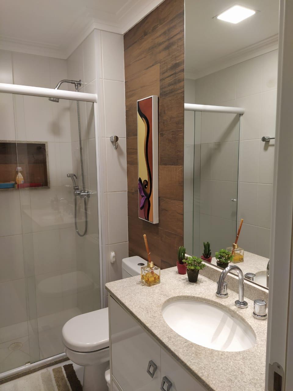 Embaré amplo apartamento com 3 dormitórios, sendo uma suite , ótima sala para 2 ambientes com varanda gourmet - foto 4