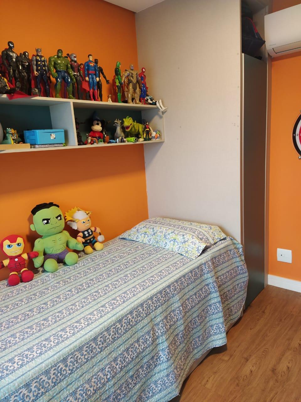 Embaré amplo apartamento com 3 dormitórios, sendo uma suite , ótima sala para 2 ambientes com varanda gourmet - foto 5