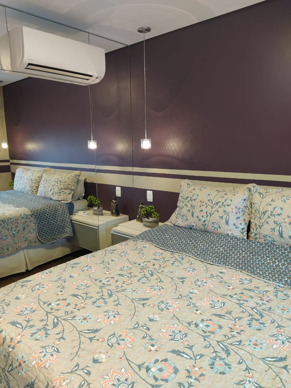 Embaré amplo apartamento com 3 dormitórios, sendo uma suite , ótima sala para 2 ambientes com varanda gourmet - foto 19