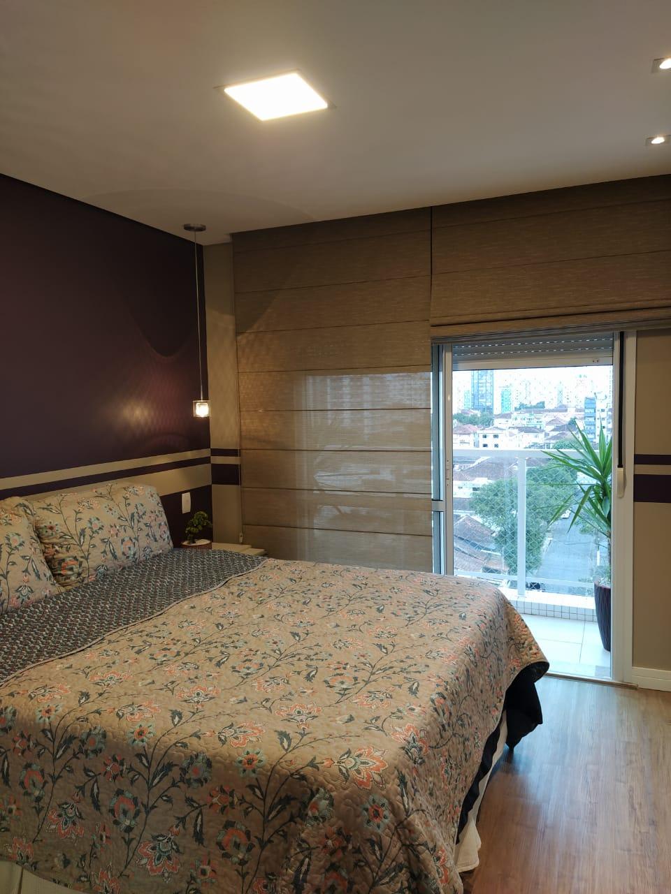 Embaré amplo apartamento com 3 dormitórios, sendo uma suite , ótima sala para 2 ambientes com varanda gourmet - foto 18