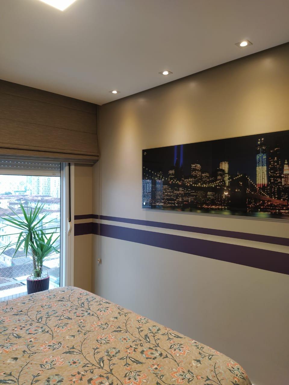 Embaré amplo apartamento com 3 dormitórios, sendo uma suite , ótima sala para 2 ambientes com varanda gourmet - foto 3