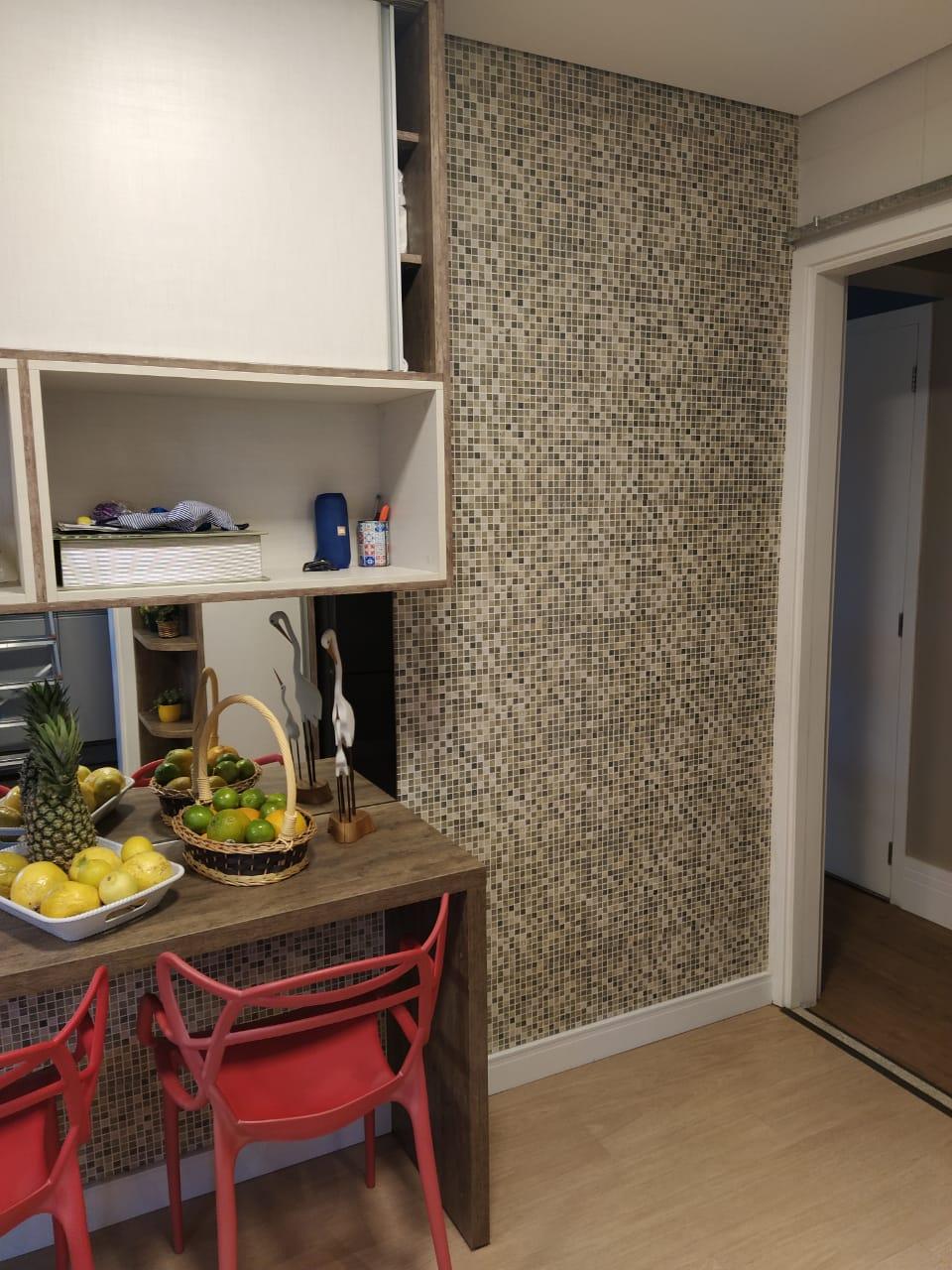 Embaré amplo apartamento com 3 dormitórios, sendo uma suite , ótima sala para 2 ambientes com varanda gourmet - foto 15