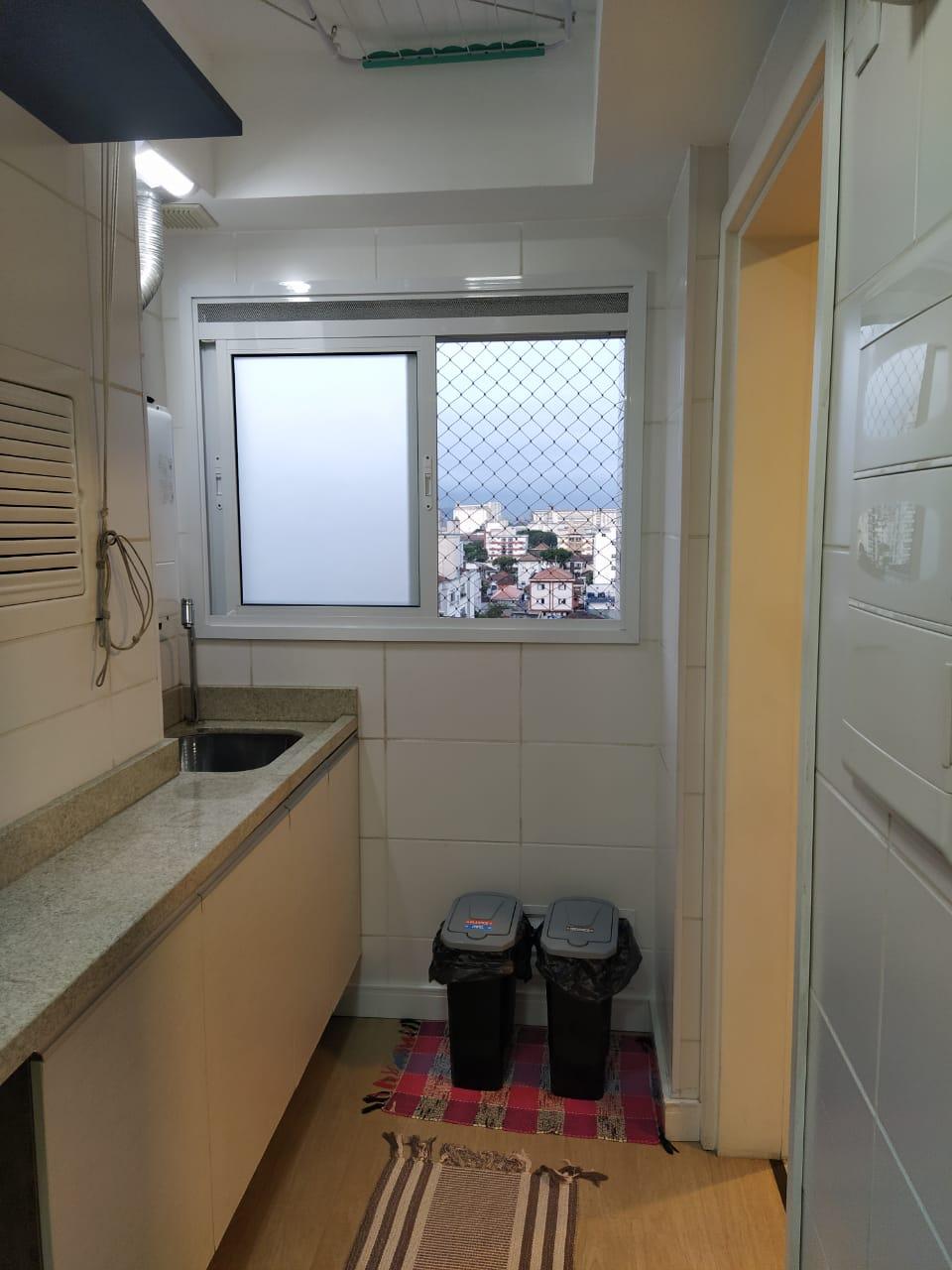 Embaré amplo apartamento com 3 dormitórios, sendo uma suite , ótima sala para 2 ambientes com varanda gourmet - foto 14