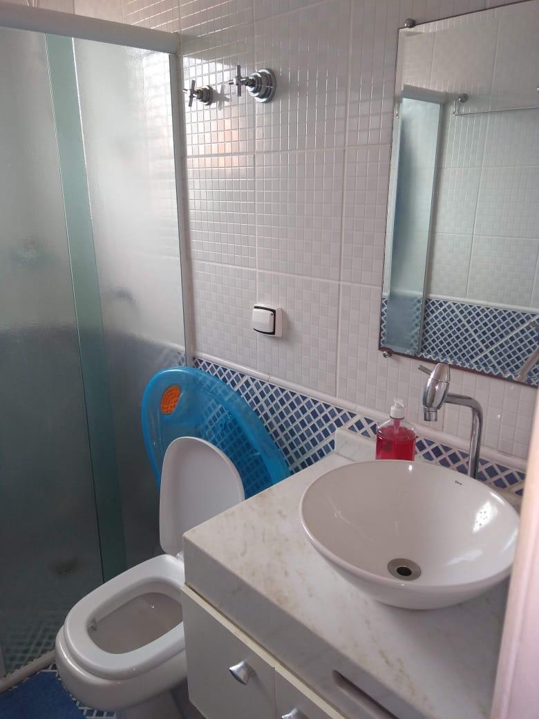 Vendo apartamento na avenida Afonso Pena no bairro BOQUEIRÃO em Santos, o imóvel em ótimo estado reformado - foto 10