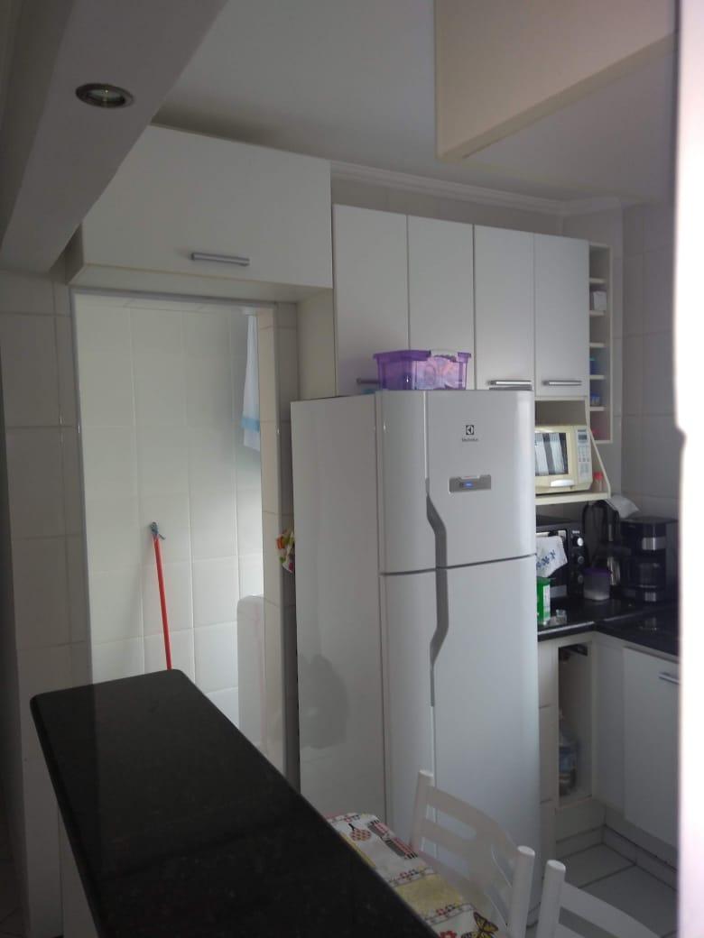Vendo apartamento na avenida Afonso Pena no bairro BOQUEIRÃO em Santos, o imóvel em ótimo estado reformado - foto 1