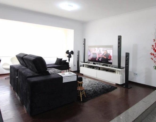 Gonzaga Apartamento de Cobertura Ampla com 523 metros de área útil com 4 dormitórios sendo 3 suítes e 3 garagens fechadas - foto 38