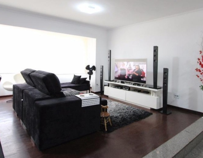 Gonzaga Apartamento de Cobertura Ampla com 523 metros de área útil com 4 dormitórios sendo 3 suítes e 3 garagens fechadas - foto 28