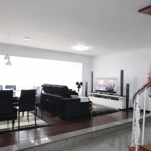 Gonzaga Apartamento de Cobertura Ampla com 523 metros de área útil com 4 dormitórios sendo 3 suítes e 3 garagens fechadas - foto 30