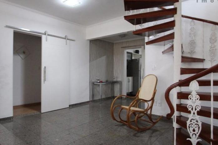 Gonzaga Apartamento de Cobertura Ampla com 523 metros de área útil com 4 dormitórios sendo 3 suítes e 3 garagens fechadas - foto 24
