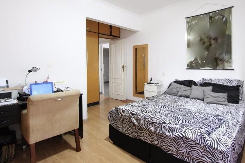 Gonzaga Apartamento de Cobertura Ampla com 523 metros de área útil com 4 dormitórios sendo 3 suítes e 3 garagens fechadas - foto 20