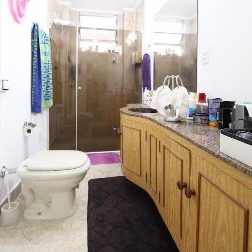 Gonzaga Apartamento de Cobertura Ampla com 523 metros de área útil com 4 dormitórios sendo 3 suítes e 3 garagens fechadas - foto 35