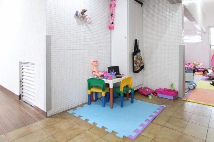Gonzaga Apartamento de Cobertura Ampla com 523 metros de área útil com 4 dormitórios sendo 3 suítes e 3 garagens fechadas - foto 15
