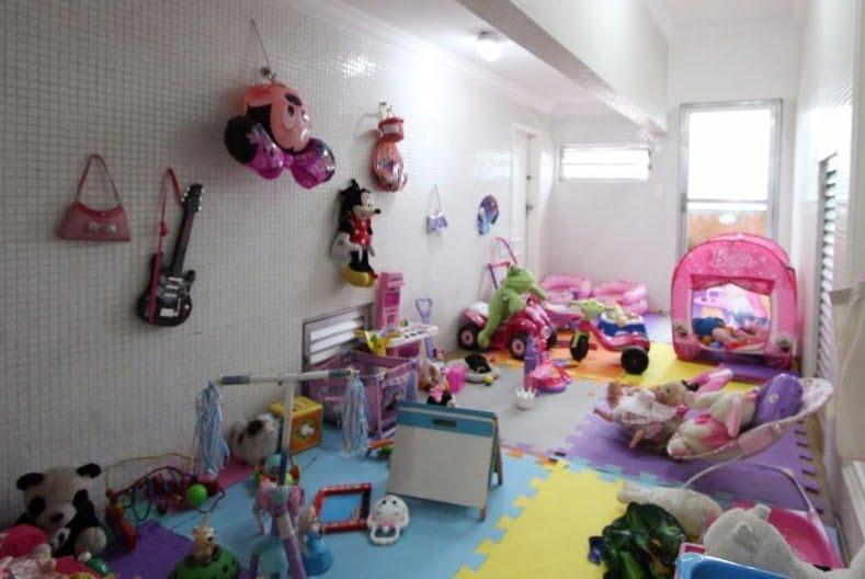 Gonzaga Apartamento de Cobertura Ampla com 523 metros de área útil com 4 dormitórios sendo 3 suítes e 3 garagens fechadas - foto 14