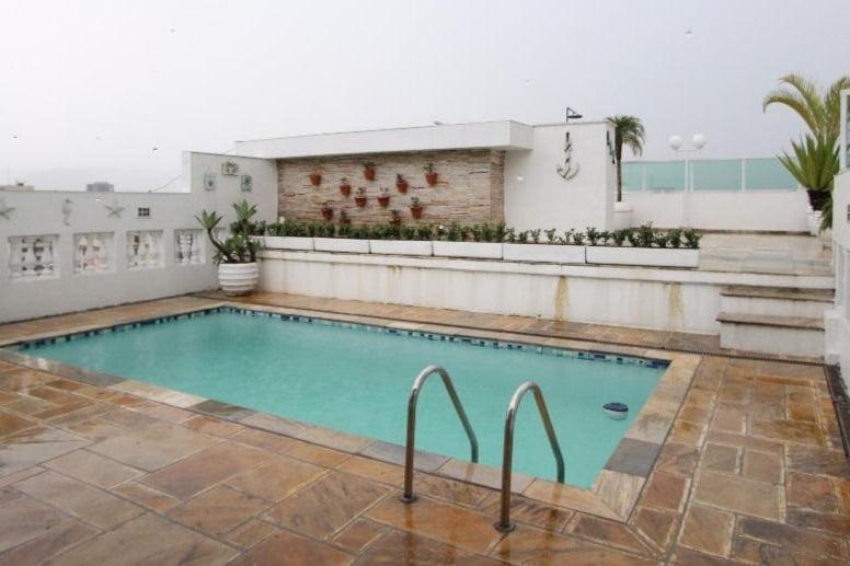 Gonzaga Apartamento de Cobertura Ampla com 523 metros de área útil com 4 dormitórios sendo 3 suítes e 3 garagens fechadas - foto 10