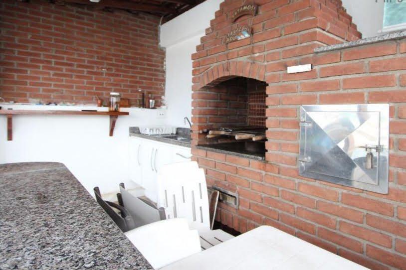 Gonzaga Apartamento de Cobertura Ampla com 523 metros de área útil com 4 dormitórios sendo 3 suítes e 3 garagens fechadas - foto 9