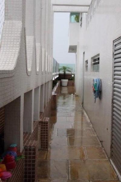 Gonzaga Apartamento de Cobertura Ampla com 523 metros de área útil com 4 dormitórios sendo 3 suítes e 3 garagens fechadas - foto 7