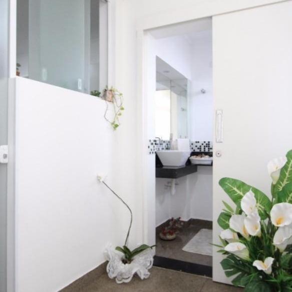 Gonzaga Apartamento de Cobertura Ampla com 523 metros de área útil com 4 dormitórios sendo 3 suítes e 3 garagens fechadas - foto 39