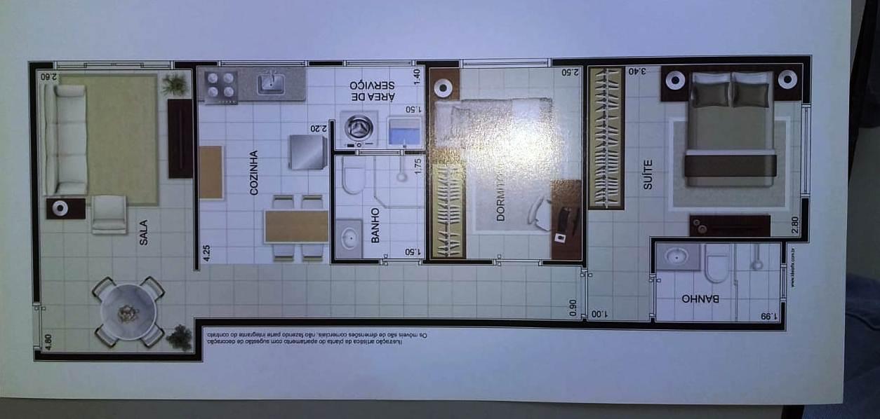 Apartamento com 2 dormitórios com 1 suite  novo em  São Vicente ,elevador, garagem, lazer fica próximo Carre four e praia - foto 21